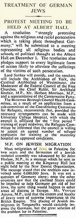 1938-11-22 - The Times (London) - Treatment of German Jews.jpg